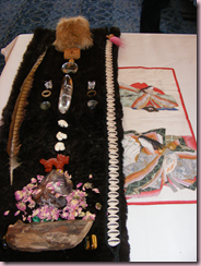 crystal alter for crystal healing page