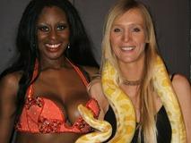 solaris onya and snake