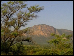 mountain in africa
