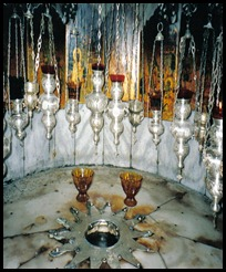 sacred sites visits Isreal Bethlehem Jesus