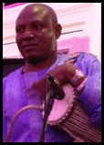 GEMINI TALKING DRUM
