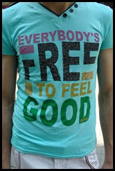FREE TO FEEL GOOD