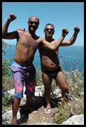 rock climbing Olympos Mountain