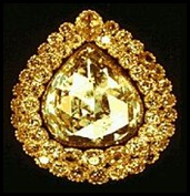 The Topkapi Diamond