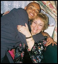 Jeremy and Mother, Kay