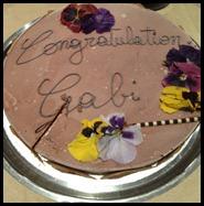 Congratulations Gabi