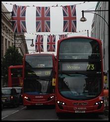 oxford street london jubilee celebration