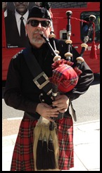 Scottish Bagpipes Oxford Street