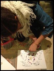 Genevieve Drawing