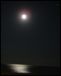 moon light and star