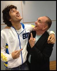 Paul Dunn & Yanni