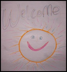 welcome smile