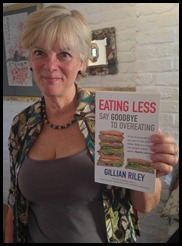 Gillian Riley on Eating Less