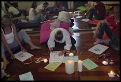Workshop with Hands of Light