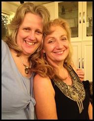 Kay and Gina