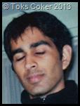 akshai meditating