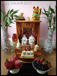 Vietnamese Altar