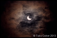 Annular Solar Eclipse in Japan 21.5.2012