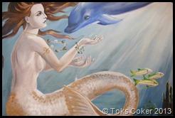 Carina's mermaid