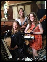 Holy Trinity Karolina Hall, Anke Marais, Charlotte Johnson,