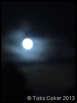 Super Full Moon