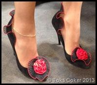 Toks Pretty Feet