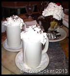 Whipped Cream Hot Chocolate