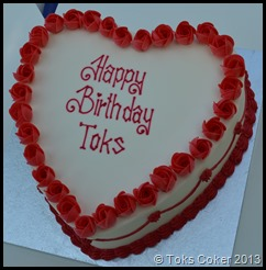 Happy Birthday Toks Coker