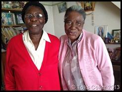 Aunty Motunde & Aunty Biola