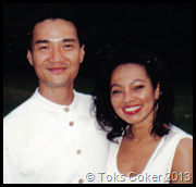 Jason Chan and Toks Coker