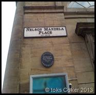 Nelson Mandela Place, Glasgow