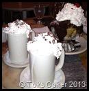 Whipped Cream Hot Chocolate