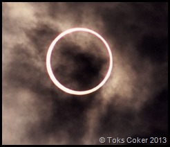 Solar Eclipse Japan 21.5.2012