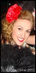 Emma Lintern smiling