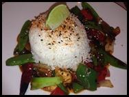oriential rice