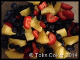 New Year Fruits 2014
