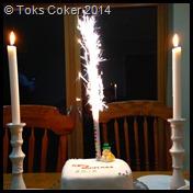 Xmas Cake & Lights