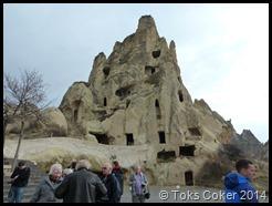Cappadocia Ancient Homes