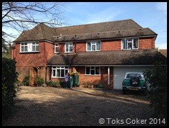 Holly Cottage, Woking GU220HX