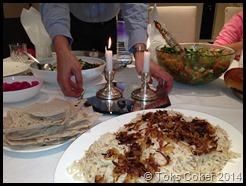 Shabbatt Food