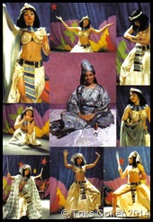Toks Dance of Isis Osiris Horus