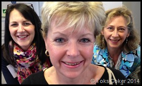 Tracy, Jacqui, Mora NLP COACHES