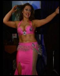 claudia dancing