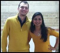 Daniel and Jonita!