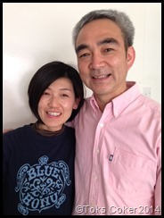 Kana and Kaoru