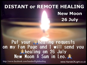 healing request for 26 July 2014