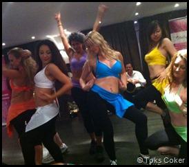 latin belly dance