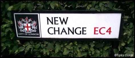 New Change