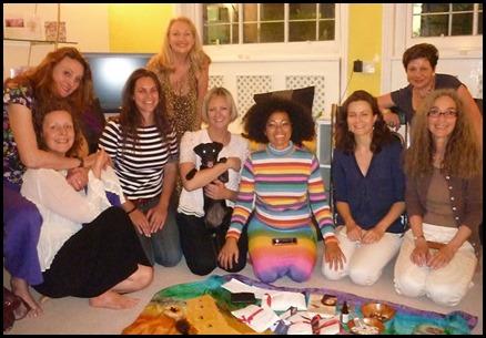 womens meeting July 2014