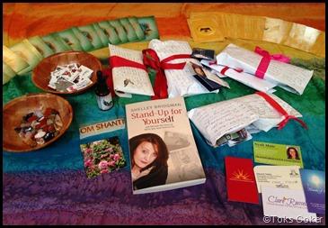 Womens Sacred Altar July 2014
